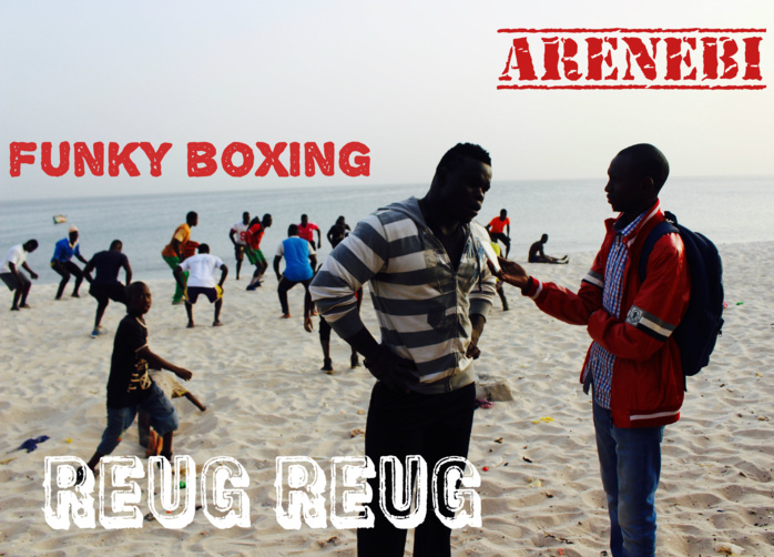 Interview de REUG REUG le champion de Lutte